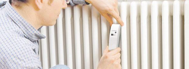 répartiteurs des frais de chauffage