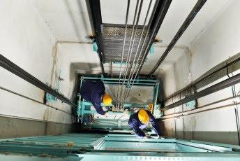 control quinquennal ascenseur